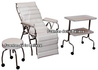 CAMAS DE MASAJE PROFESIONALES FIJAS - MOBILIARIO PARA SPAS
