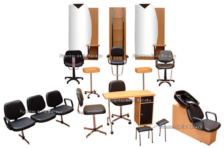 Muebles Salon De Belleza : Paquetes de muebles para esteticas y salones belleza